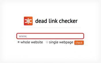 dead link checker tool