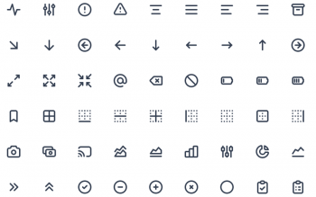 tabler icons pack