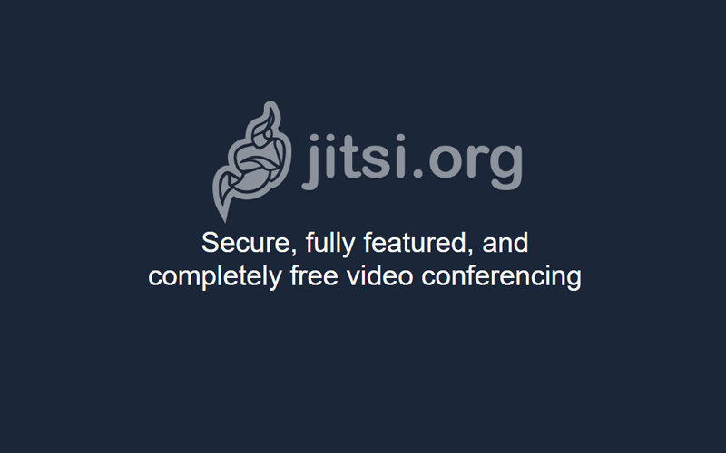 Jitsi Free Video Calling Solution