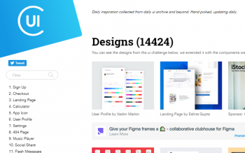 Collect Ui Design Inspiration Examples