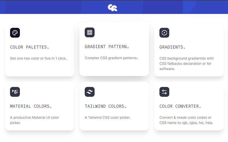 Colors And Fonts Online Tools Collection