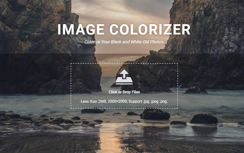 Image Colorizer Online Tool