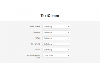 Textcleanr Remove Spacing Idents