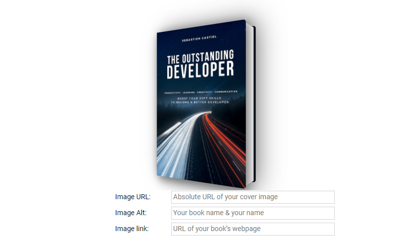 3d Book Image Css Generator