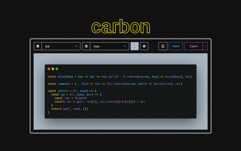 Carbon Generate Image Of Code Display