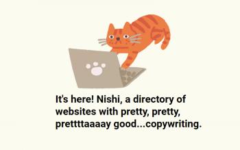 Heynishi Websites With Good Copywriting