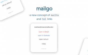 Mailgo Mailto Telto Links Format