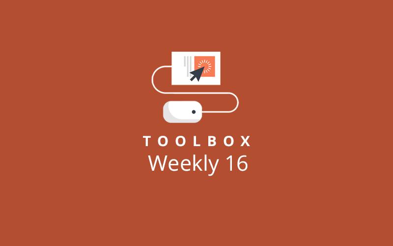 Toolbox Weekly 16 Image