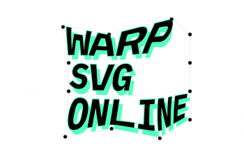 Wrap Bend Distort Svgs