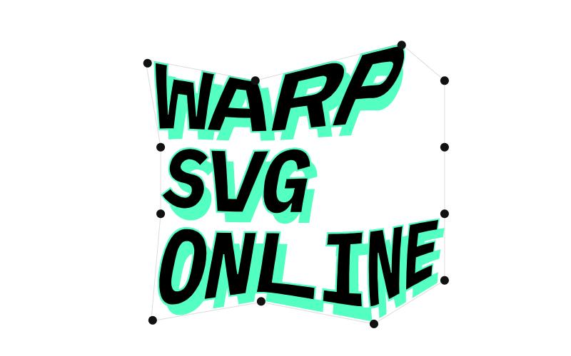 Wrap Bend Distort Svgs