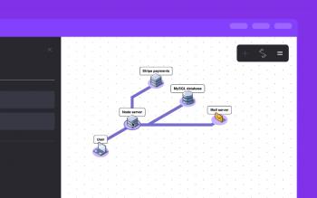 Isoflow Create Cloud Diagrams