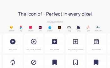 The Icon Of Collection